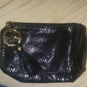 Used mk makeup bag